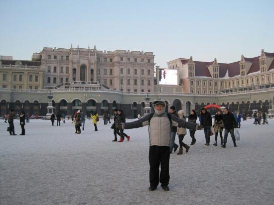 Sophia Square: 有名的广场