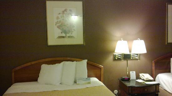 Days Inn San Simeon : 双床房