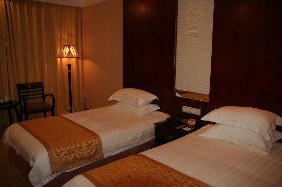 Уезд Хайань, Китай: guest room