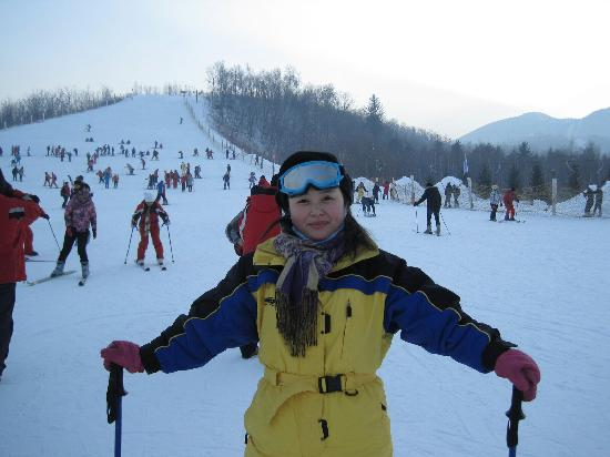 Yabuli International Ski Resort: 滑雪很爽