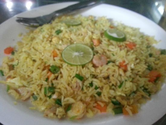 Blue Sky Cafe : Lemon Fire Rice