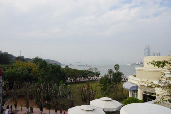 Mogo Cafe Hotel: 码头