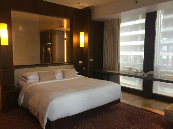 Grand Hyatt Guangzhou: 卧室