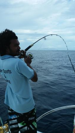 Robinson Club Maldives: Mohoraa