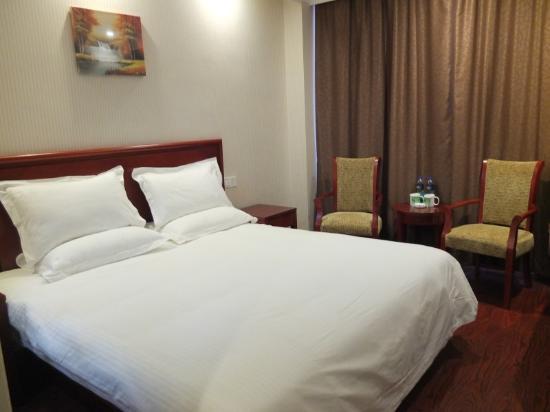GreenTree Inn Wuxi Jiangyin North Huancheng Road Walking Street Express Hotel