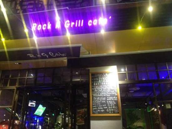 ROCK N GRILL CAFE, Yangshuo Omdömen om restauranger