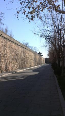 Huludao Xingcheng Ancient City: 古城墙