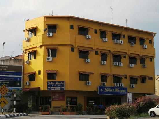 Yellow Mansion Hotel: Yellow mansion