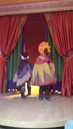 Canadian Children's Museum: 儿童表演
