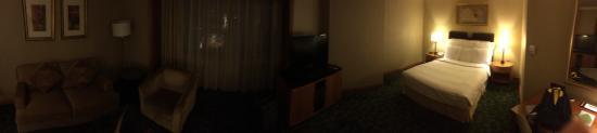 Boyue Beijing Hotel: 客房环拍