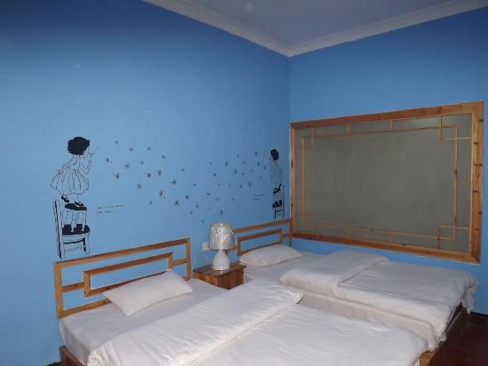Jieguanting Hostel: 标准双人间