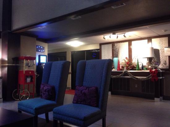 Ramada Houston Intercontinental Airport South: 酒店大堂