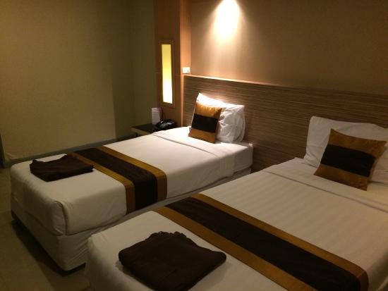 Avana Bangkok Hotel : AVANA