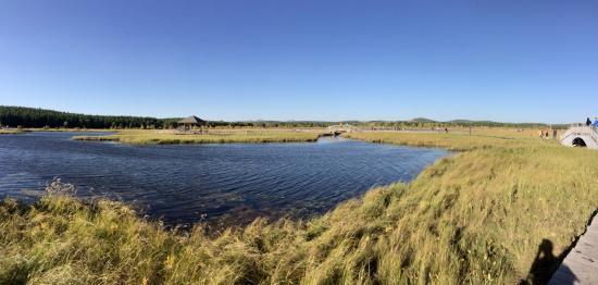 Mulan Paddock: 湿地景色也很有韵味