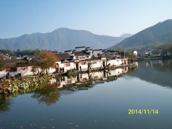 Zilusi Reservations: 美丽的宏村