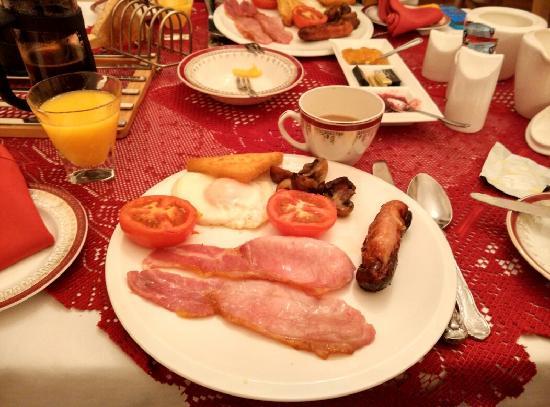Heather Isle: Lovely British Breakfast