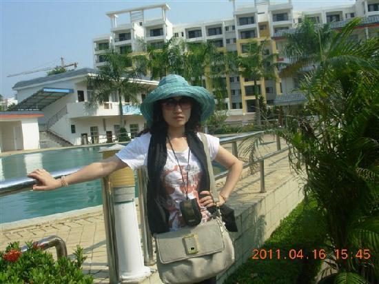 Xinglomg Hot Spring Bihai Hotel: 我