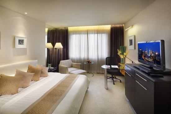 Jinjiang MetroPolo Hotel Shanghai Tongji University: 客房