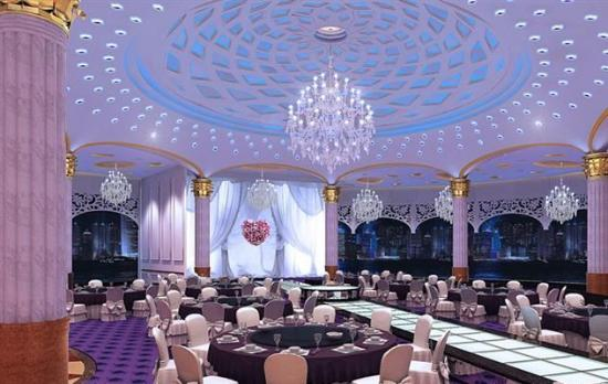 Jinjiang MetroPolo Hotel Shanghai Tongji University: 二楼唐宫海鲜坊