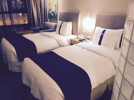 Holiday Inn Express Suzhou Changjiang : 时尚简约