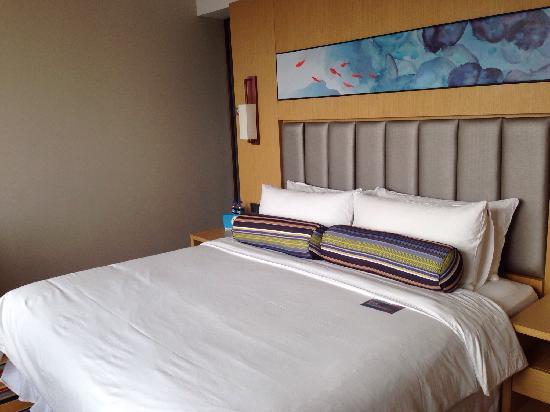 Aloft Dalian: 大床房