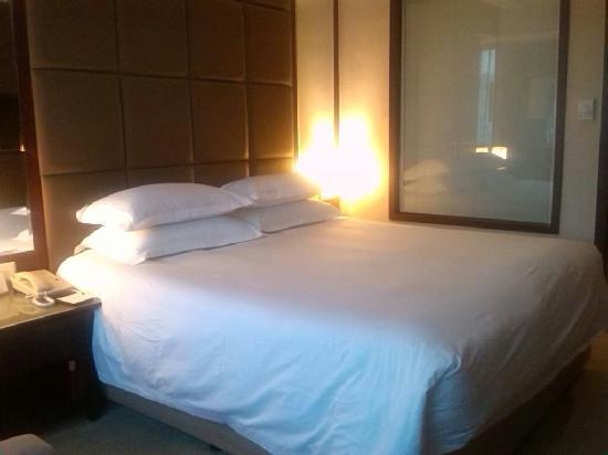 Hangzhou Merchant Marco Edgelake Hotel : 房间