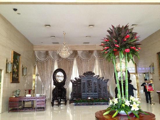 Zhengxie Club Hotel : 大堂