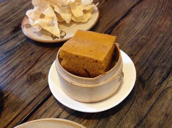 In & Out Lijiang Theme Restaurant (Sanlitun): 米糕