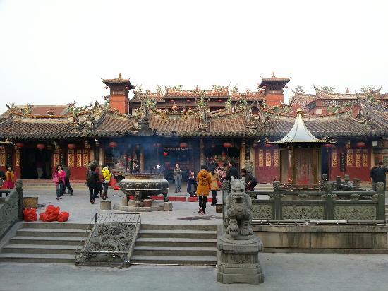 Jinjiang Inn (Quanzhou Wenling North Road) : 香火很旺