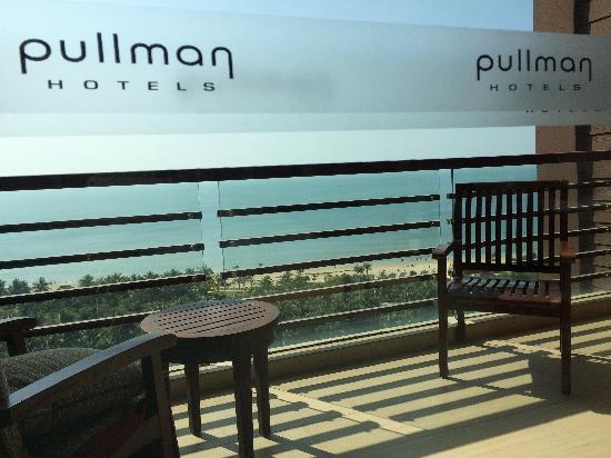 Pullman Oceanview Sanya Bay Resort & Spa : 无敌海景