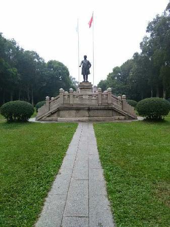 Sun Yat-sen University : 孙中山像