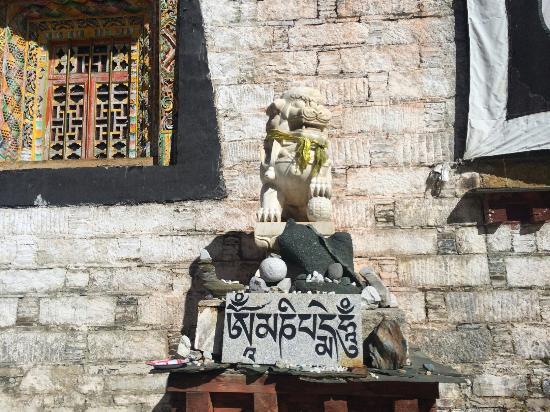 YaQing Monastery
