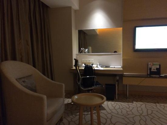 Holiday Inn Tianjin Aqua City: 标准间