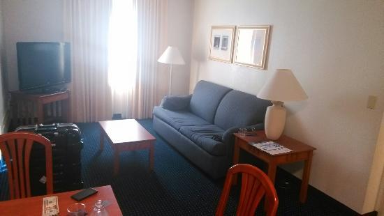 Residence Inn Las Vegas Hughes Center : 标准小套间