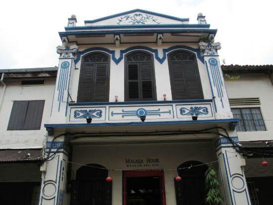 Malaqa House: 鹏志堂