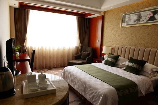 Jinjiang Shuheng Hotel: 豪单