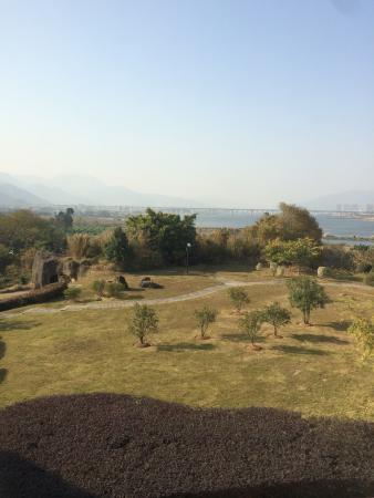 Minhou County, Κίνα: 临窗远眺景色绝美