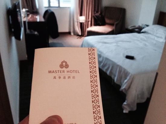 Master Hotel Shenzhen Bao'an West Country : 单人房