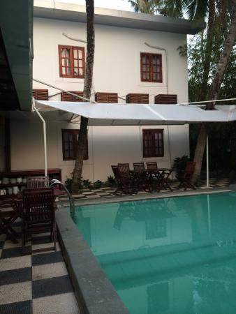 Lavita Hotel: 泳池