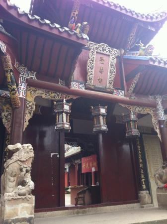 Shengshou Temple: 圣寿寺