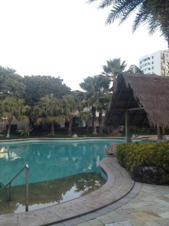 Guanfang Hotel: 泳池景