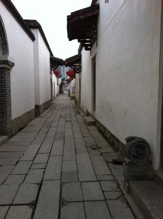 Architectural buildings of Sanfang Qixiang and Zhuzi Workshop: 老巷子