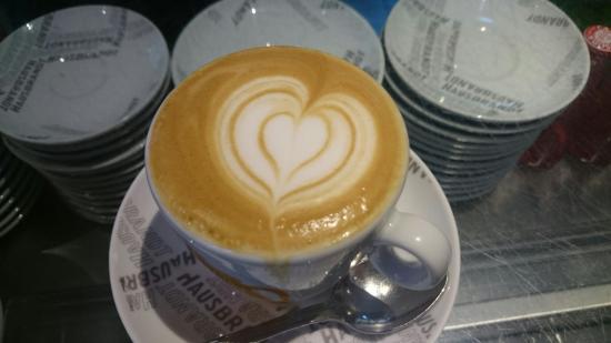 bArCollo: the best cappuccino