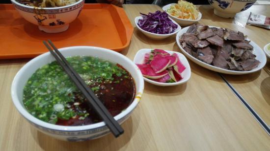 JinQiang Beef Noddle