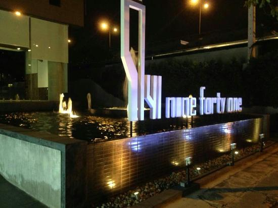 Nine Forty One Hotel: 酒店