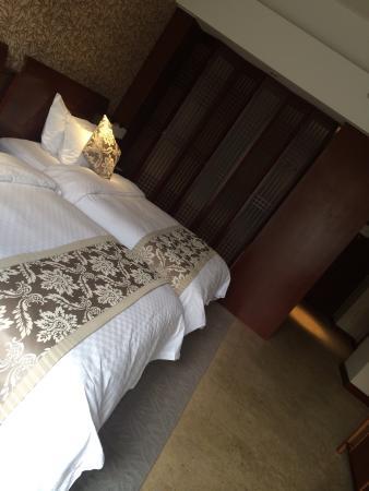 Tianmu Lake Yushui Hot Spring Hotel: 标准间