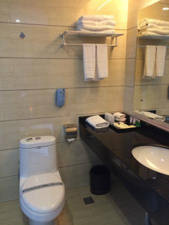 Jiuhushan Hotel : fang4
