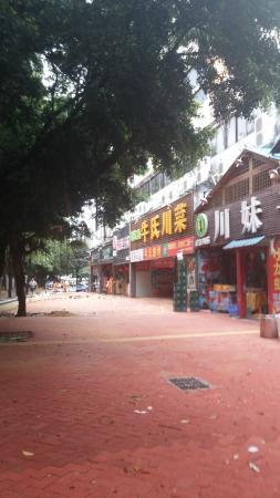 DongYa FengQing ShangYe BuXingJie