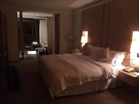 Shangbang Hotspring Hotel: 房间