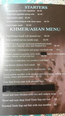 Genevieve's Restaurant: 参考价格